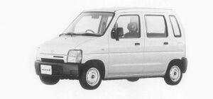 Suzuki Wagon R RG 1993 г.