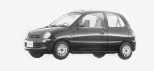 Mitsubishi Minica Cf 1993 г.