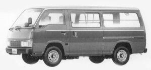 Nissan Homy VAN 5 DOORS 3/6 SEATER 2700 DIESEL DX 1993 г.