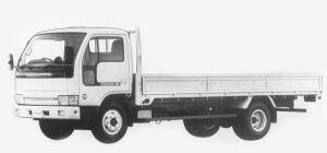 Nissan Diesel Condor 35 SUPER LONG, HIGH FLOOR, SUPER WIDE 1993 г.