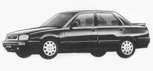 Daihatsu Applause LIMITED 1993 г.
