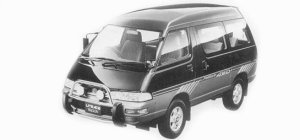 Toyota Liteace WAGON 4WD GXL 2200 TURBO HIGH ROOF 1993 г.