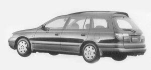 Toyota Caldina 4WD 2.0TZ 1993 г.