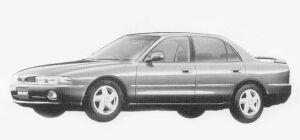 Mitsubishi Galant V6 1.8 24V VIENTO 1993 г.