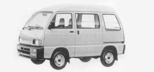 Daihatsu Hijet VAN SUPER DELUXE HIGH ROOF 2WD 1993 г.