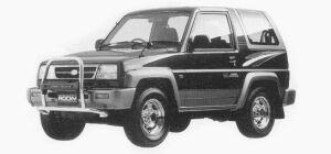 DAIHATSU ROCKY 1993 г.