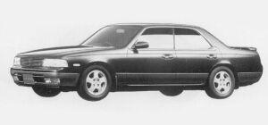 Nissan Laurel 25DE S 1993 г.