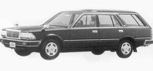 Nissan Cedric VAN VG20E CUSTOM DX 1993 г.