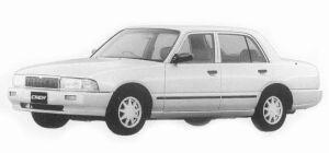 Nissan Crew GLX 1993 г.