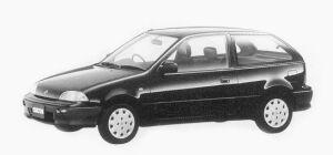 Suzuki Cultus 1000 f 1993 г.