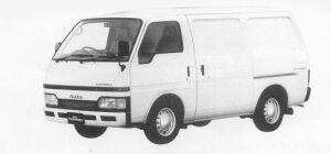 Isuzu Fargo PANEL VAN LD 2WD 1993 г.