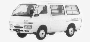 Isuzu Fargo VAN LS 4WD 1993 г.