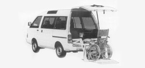 Nissan Atlas Loco 2WD GL 1993 г.
