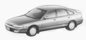Mazda Efini MS-6 4WD 2.0 TYPE G 1993 г.