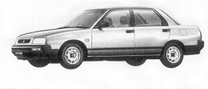 Daihatsu Applause 16LI 1992 г.