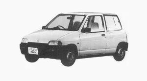 Suzuki Alto CE 1992 г.