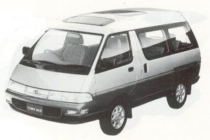 Toyota Townace WAGON 2WD SUPER EXTRA 2000EFI 1992 г.
