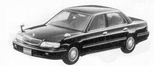 Mitsubishi Debonair EXECUTIVE III 1992 г.
