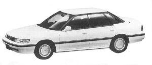 Isuzu Aska CX TYPE T 1992 г.