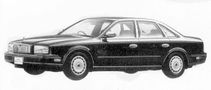 Nissan President JS G 1992 г.