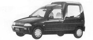 Suzuki Alto HUSTLE LE 1992 г.
