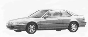 Honda Integra 3DOOR COUPE XSI 1992 г.