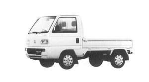 Honda Acty Truck 4WD TOWN 1992 г.