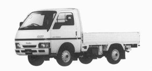 Isuzu Fargo Truck 4WD LT 1992 г.