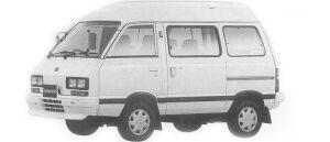 Subaru Domingo 1.0L CS 1992 г.