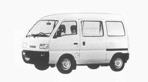 Suzuki Carry VAN PL HIGH ROOF 1992 г.