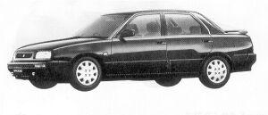 Daihatsu Applause LIMITED 1992 г.