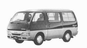 Isuzu Fargo VAN LS 2WD 1992 г.
