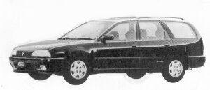Nissan Avenir 2.0 SI: ATTESA 1992 г.