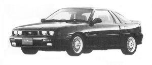 Isuzu Piazza NERO 181XE/S 1992 г.