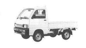 Daihatsu Hijet SUPER DELUXE 2WD 1992 г.