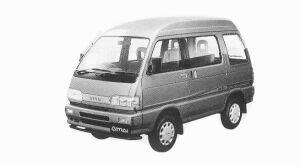 Daihatsu Atrai CRUISE 2WD 1992 г.