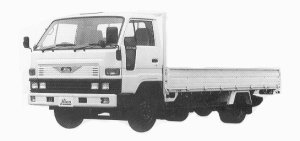 Hino Ranger 2 WIDE 2T 1992 г.