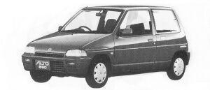 Suzuki Alto P2 1992 г.
