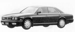 Nissan Cedric V30E S 1992 г.