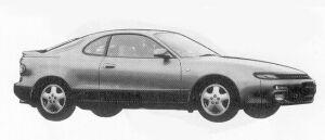 Toyota Celica GT-R 1992 г.