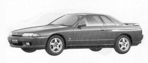 Nissan Skyline 2DOOR SPORT GTS-T TYPE-M 1992 г.