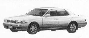 Nissan Laurel 2500 24V SV 1992 г.
