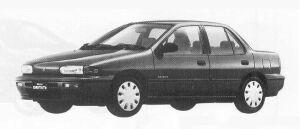 Isuzu Gemini SEDAN C/C 1990 г.