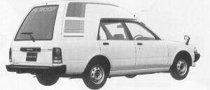 Toyota Carina HIGH ROOF VAN 1990 г.