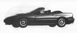 Mazda Savanna RX-7 CABRIOLET 1990 г.