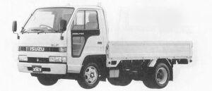 Isuzu Elf 2T FULL FLAT LOW STANDARD 1990 г.