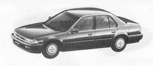 Honda Accord 2.0EXL (4WS) 1990 г.