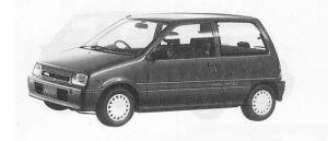 Daihatsu Mira 3DOOR PADi 1990 г.