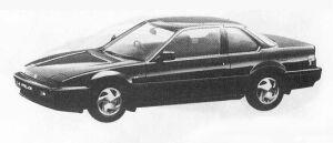 HONDA PRELUDE 1990 г.