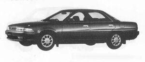 Toyota Corona Exiv 2.0TR-G 1990 г.